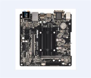 ASROCK MB J5005-ITX s integrovaným intel CPU quad-core J5005 (2x DDR4 SO-DIMM, VGA +DVI +HDMI, PCI-E + M.2, 4xSATA3, 7.1, GLAN, mi
