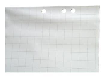 Blok pro flipchart, 25 listů, čtverečkovaný
