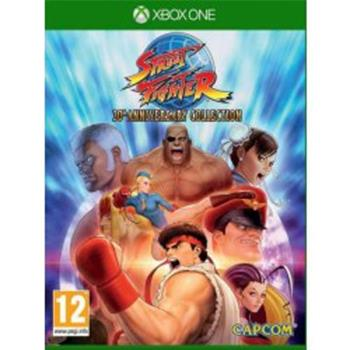 Street Fighter 30th Anniversary Collection XONE