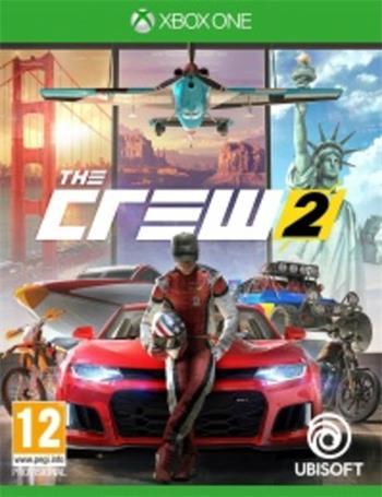The Crew 2 XONE