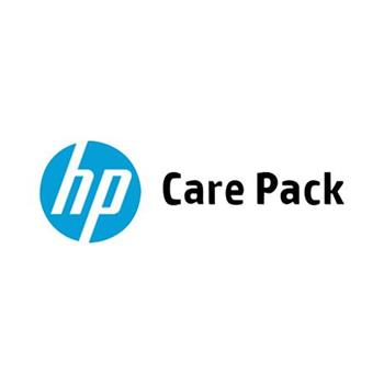 HP 5 Year Next Business Day Onsite HW Support W/Travel Coverage For Notebooks