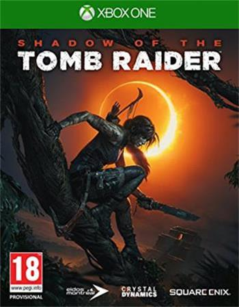 Shadow of the Tomb Raider XONE
