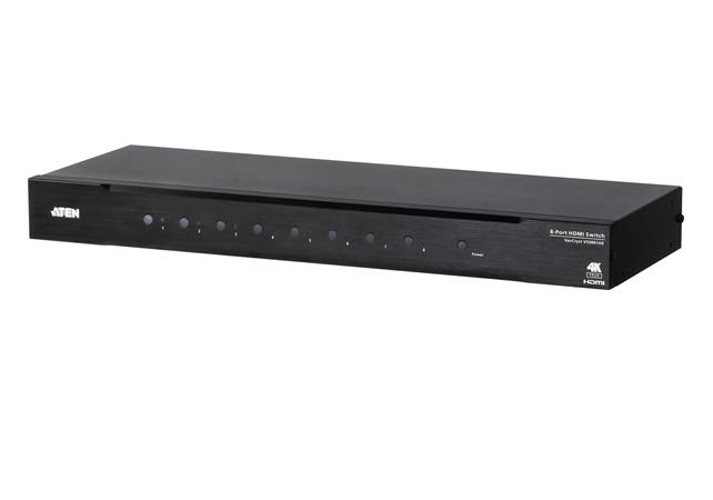 ATEN VS0801HB-AT-G 8-Port True 4K HDMI Switch