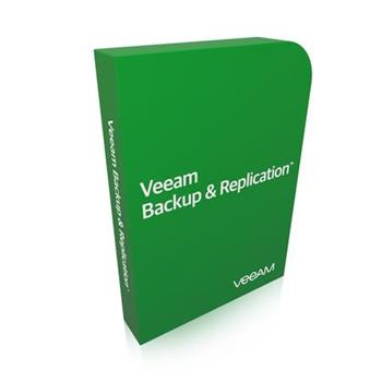 Veeam Backup & Replication Standard licensed by VM 1 Year Subscription Upfront Billing License & Production (24/7) Suppo