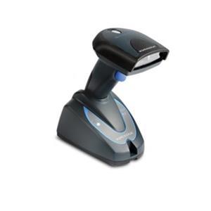 Čtečka Datalogic I QM2131 QuickScan Mobile , 433 MHz, Kit, USB, Linear Imager, Černý, Základna