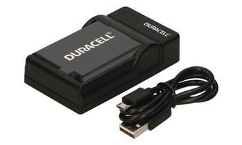 DURACELL Camera Battery Charger - pro digitální fotoaparát Canon NB-12L, NB-13L