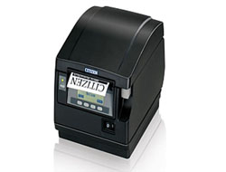 Tiskárna Citizen CT-S851II No interface, černá