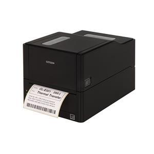 Tiskárna Citizen CL-E321 203dpi, USB/RS232/LAN, TT, řezačka, černá