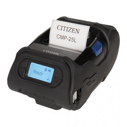 Tiskárna Citizen CMP-25 PRINT LABEL BT USB SER/ZPL IN