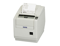 Tiskárna Citizen CT-S601II Printer; No interface, Ivory White