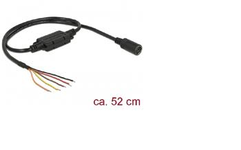 Navilock Connection Cable MD6 female serial> 5 x open wire LVTTL (3.3 V) 52 cm