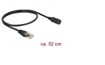 Navilock Connection Cable MD6 female serial > RJ45 male 52 cm