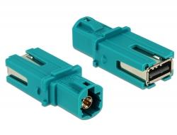 Delock Adapter HSD Z male > USB 2.0 Type A female