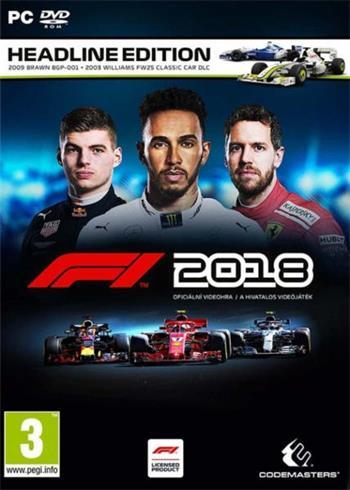 F1 2018 - Headline Edition PC