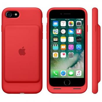 Apple iPhone 7 / 8 Smart Battery Case (PRODUCT) RED