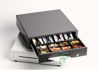 Pokladní zásuvka Star Micronics CB-2002 LC FN ,24V, RJ12, pro tiskárny, šedá