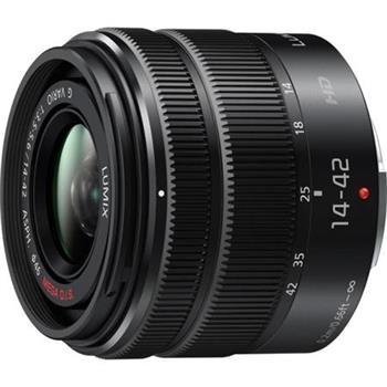 Panasonic H-FS1442AEKA - LUMIX G VARIO 14-42mm/F3.5-5.6 ASPH, MEGA O.I.S.