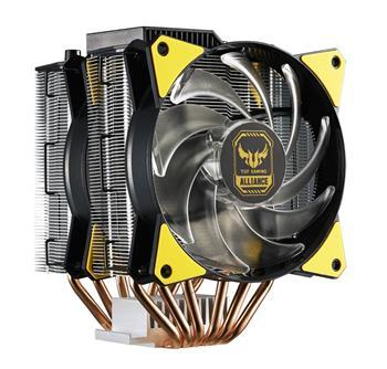 Cooler Master MasterAir MA620P, 2x RGB ventilátory + ovladač, TUF Gaming Alliance Edition