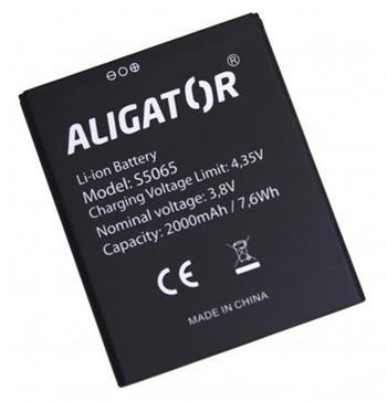 Aligator Baterie S5065 Duo, Li-Ion 2000mAh, originální
