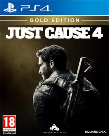 Cause 4 Gold Edition PS4