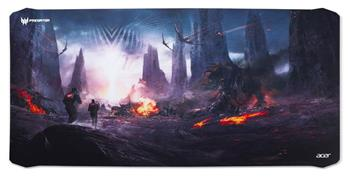 ACER PREDATOR MOUSEPAD, XXL SIZE 930 x 450 x 3 mm, GORGE BATTLE, Fabric&Rubber, RETAIL PACK