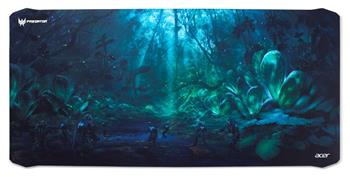 ACER PREDATOR MOUSEPAD, XXL SIZE 930 x 450 x 3 mm, FOREST BATTLE, Fabric&Rubber, RETAIL PACK