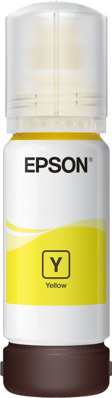 EPSON container T00R4 yellow ink (70ml - L7160/L7180)