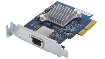 QNAP QXG-10G1T - 10GbE síťová karta pro QNAP NAS