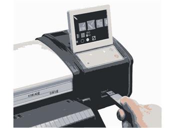 Canon MFP Scanner L24ei for Canon TM-200