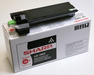 SHARP toner AR-208T