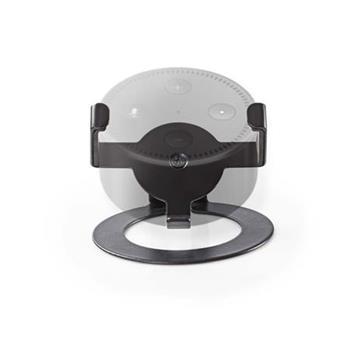 Nedis SPMT3350BK - Stolní Stojan Na Reproduktor | Amazon Echo Dot | Přenosný | Max. 1 kg