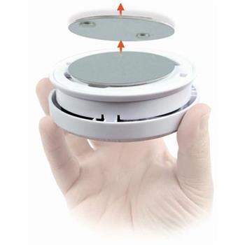 Nedis DTCTBR10 - Držák Detektoru | Samolepicí