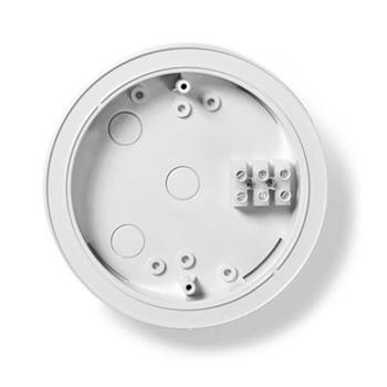 Nedis DTCTBR20 - Držák Detektoru | Pro Detektory s Průměrem 280 mm | Přidává výšku 20 mm