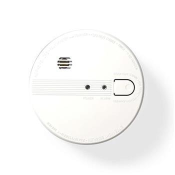 Nedis DTCTSC20 - Detektor Kouře   EN14604   Připojitelné   Napájení ze sítě