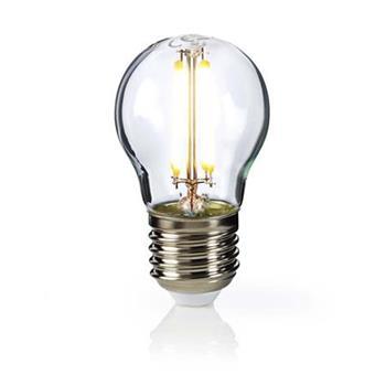 Nedis LEDBDE27G45 - LED Retro Žárovka s Vláknem E27 | G45 | 4,8 W | 470 lm