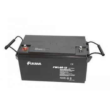 akumulátor FUKAWA FWL 80-12 (12V; 80Ah; závit M6; životnost 10let)