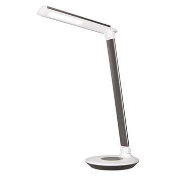 Emos LED stolní lampa Dexter, 6W, 300 lm, stmívání, černá