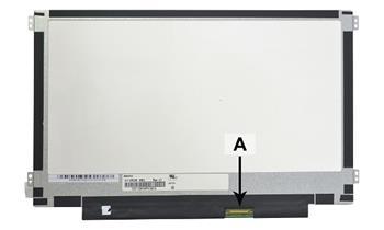 2-Power náhradní LCD panel pro notebook 11.6 1366x768 HD LED matný eDP