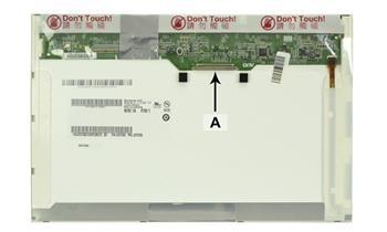 2-Power náhradní LCD panel pro notebook 12.1' WXGA 1280x800 LED matný 30pin