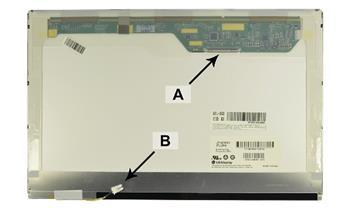 2-Power náhradní LCD panel pro notebook 14.1 WXGA 1280x800 CCFL1 matný