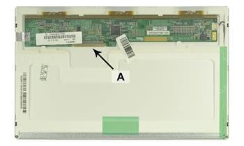 2-Power náhradní LCD panel pro notebook 10.2' WSVGA 1024x600 LED matný 30pin