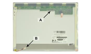 2-Power náhradní LCD panel pro notebook 15.0 XGA 1024x768 CCFL1 matný 30pin