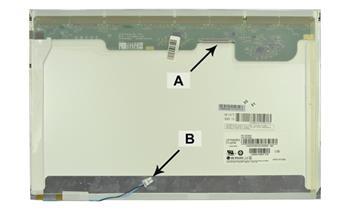 2-Power náhradní LCD panel pro notebook 15.4 WSXGA+ 1680x1050 CCFL1 matný 30pinj