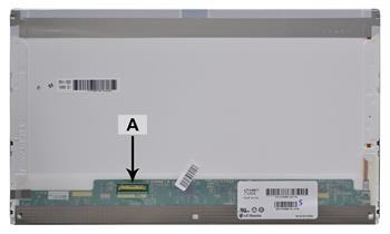 2-Power náhradní LCD panel pro notebook 15.6 WUXGA 1920x1080 LED matný 40pin