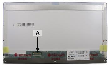 2-Power náhradní LCD panel pro notebook 15.6 HD+ 1600X900 LED matný 40pin