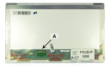 2-Power náhradní LCD panel pro notebook 14.0 WXGA HD 1366x768 LED lesklý 40pin