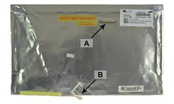 2-Power náhradní LCD panel pro notebook 16.0 HD 1366x768 CCFL1 lesklý 30pin