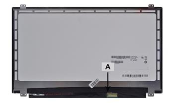 2-Power náhradní LCD panel pro notebook 15.6 WXGA 1366x768 HD LED lesklý 30pin