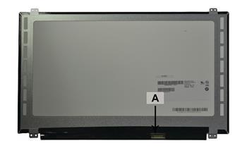 2-Power náhradní LCD panel pro notebook 15.6 1920x1080 Full HD LED lesklý 30pin