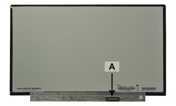 2-Power náhradní LCD panel pro notebook 13.3 1366x768 WXGA LED matný